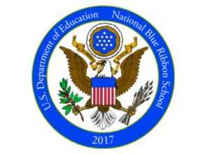 2017 National Blue Ribbon School seal